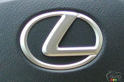 Lexus working on new hybrid CUV