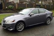 Lexus IS 250 AWD 2013 : essai routier