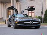 Mercedes-Benz SLS AMG 2011 : essai routier