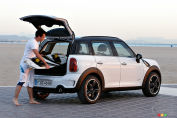 MINI Cooper S Countryman ALL4 2012 : essai routier