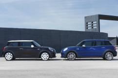 Los Angeles 2014: Mini Hardtop 4 Door Makes North American Debut