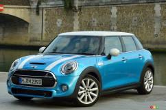Paris Auto Show To Host Mini 5 Door Launch