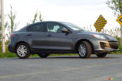 2012 Mazda3 GS-SKY Review