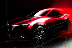 Mazda Cx-3 To Make World Debut In Los Angeles
