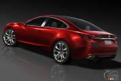 Mazda lancera le concept Takeri SkyActiv-D diesel à New York