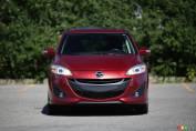Mazda5 GT 2014: essai routier