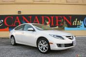 Mazda6 GT-I4 2012 : essai routier