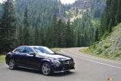 2015 Mercedes-Benz C-Class First Impression