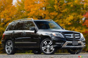 Mercedes-Benz GLK 350 4MATIC 2013 : essai routier