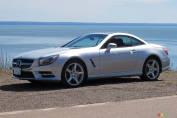 Mercedes-Benz SL 550 2013: premières impressions