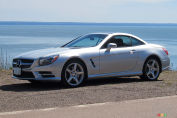 2013 Mercedes Benz SL 550 First impressions