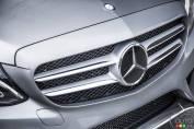 La Mercedes-Benz Classe C 2015 désignée Meilleur véhicule au monde