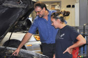 Women in the Auto World: Mechanics, Advisors and Parts Clerks