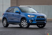 2015 Mitsubishi RVR 2.4L Limited Review