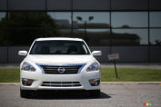 Nissan Altima 2.5 SV 2014 : essai routier