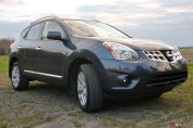 Nissan Rogue SL TI 2012 : essai routier