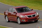 Nissan recalls all 2013 Altima sedans worldwide