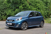 2015 Nissan MICRA SR Review