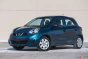 Nissan Micra S 2015 : essai routier