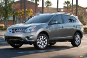 Nissan Canada recalls over 52,000 Rogues from 2008-2013