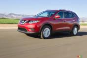 Nissan Rogue SV 2014 : essai routier