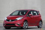 Nissan Versa Note SR 2015 : essai routier