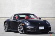 Porsche 911 Targa 4 2014 : essai routier