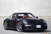 2014 Porsche 911 Targa 4 Review