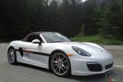 Porsche Boxster S 2013: premières impressions