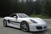 2013 Porsche Boxster S First Impressions