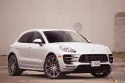 Porsche Macan Turbo 2015 : essai routier