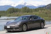 2014 Porsche Panamera S E-Hybrid Review