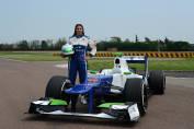 Simona de Silvestro sera-t-elle la prochaine femme en Formule 1?