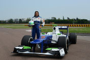 Is Simona de Silvestro the next female Formula 1 driver?