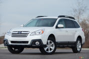 Subaru recalls nearly 3,000 cars in Canada