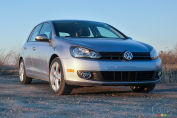 2012 Volkswagen Golf Sportline 2.5L Review