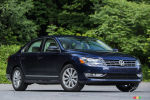 2014 Volkswagen Passat Highline Review