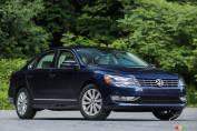 2014 Volkswagen Passat Highline Review