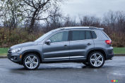 2013 Volkswagen Tiguan Highline Review