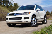2012 Volkswagen Touareg TDI Execline Review