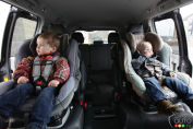 Child Seat Safety in the Winter