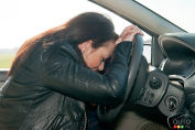 Don't fall asleep behind the wheel with SOS Fatigue