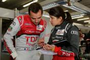 Leena Gade, première femme ingénieure à gagner Le Mans avec Audi