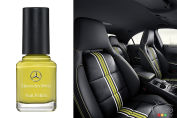 Nail varnish to match your Mercedes-Benz CLA
