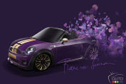 Life Ball 2012: MINI to auction off yet another special car