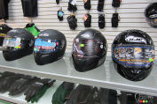 Choisir le bon casque de moto