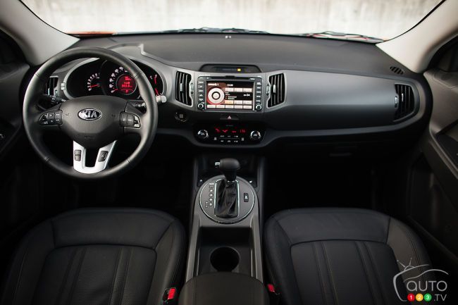 Stunning Sportage Interieur Pictures - Trend Ideas 2018 ...
