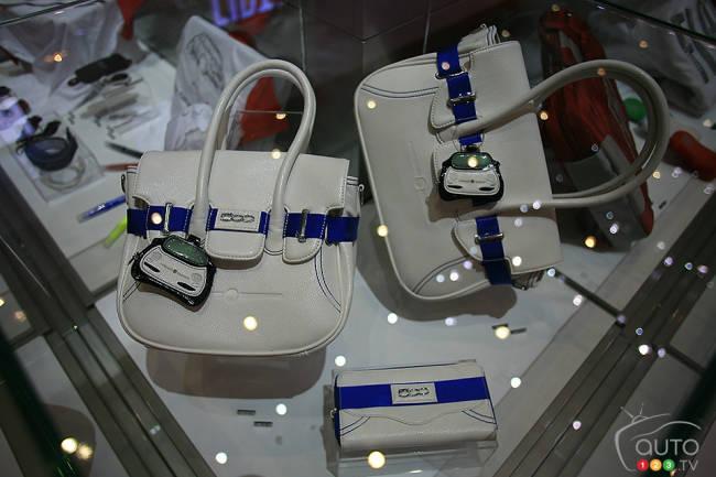 Fiat 500 purse