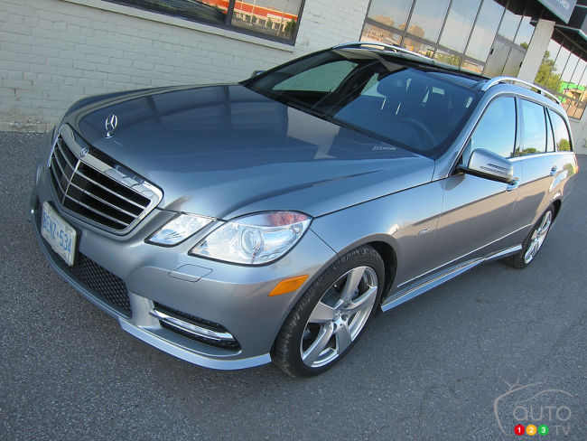2012 mercedes benz e 350 4matic wagon review. Black Bedroom Furniture Sets. Home Design Ideas