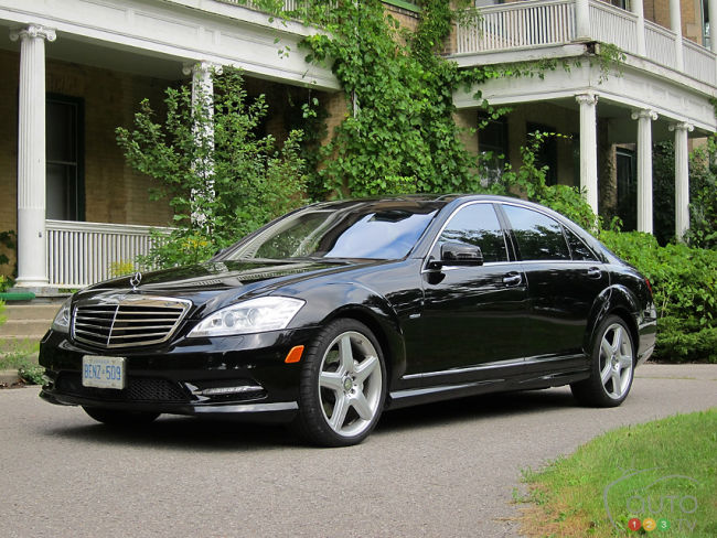 2012 mercedes benz s 350 bluetec 4matic review for Mercedes benz s 350